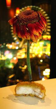 Chicken Flower