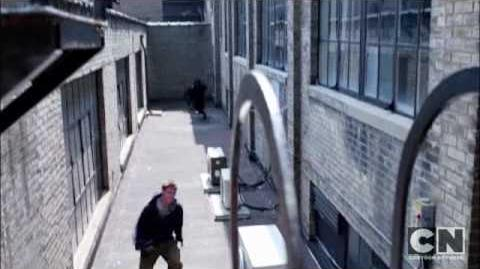 Unnatural History Rooftop Chase
