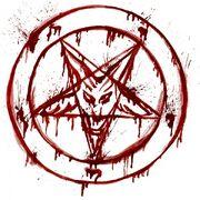 Layer pentagram white