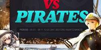 Navy vs Pirates