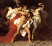 Furies and Orestes