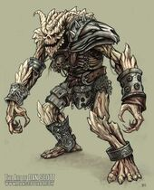 Furies' Giant Undead
