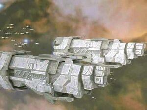 UNSC Marathon-Class Cruisers