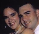 Grant Hendrickson and Michelle Cartagena