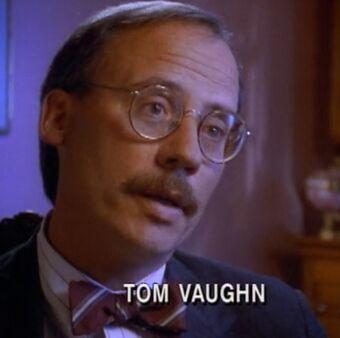 Tom vaughn