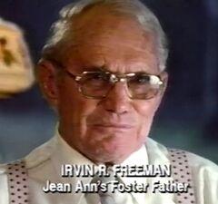 Irvin Freeman