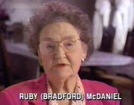Ruby Bradford