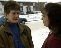 Glendeen and Kelli Ann reunited