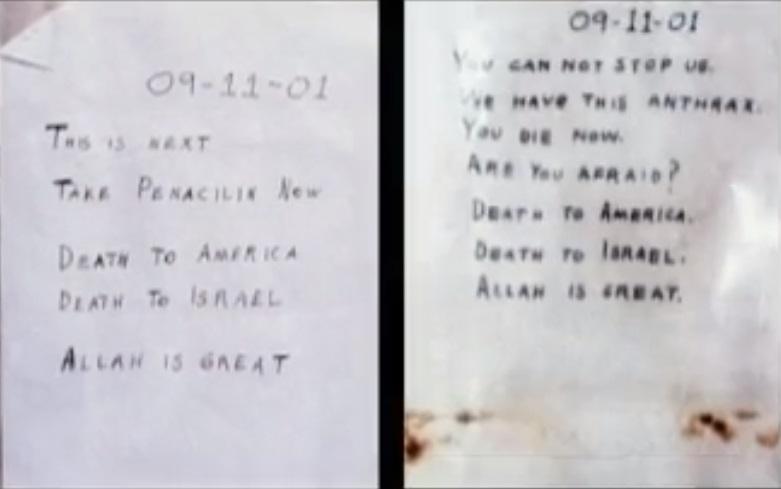Anthrax murder3 letter