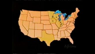 Map of george stein's bank accounts
