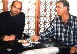 Amadeo and Fawzi