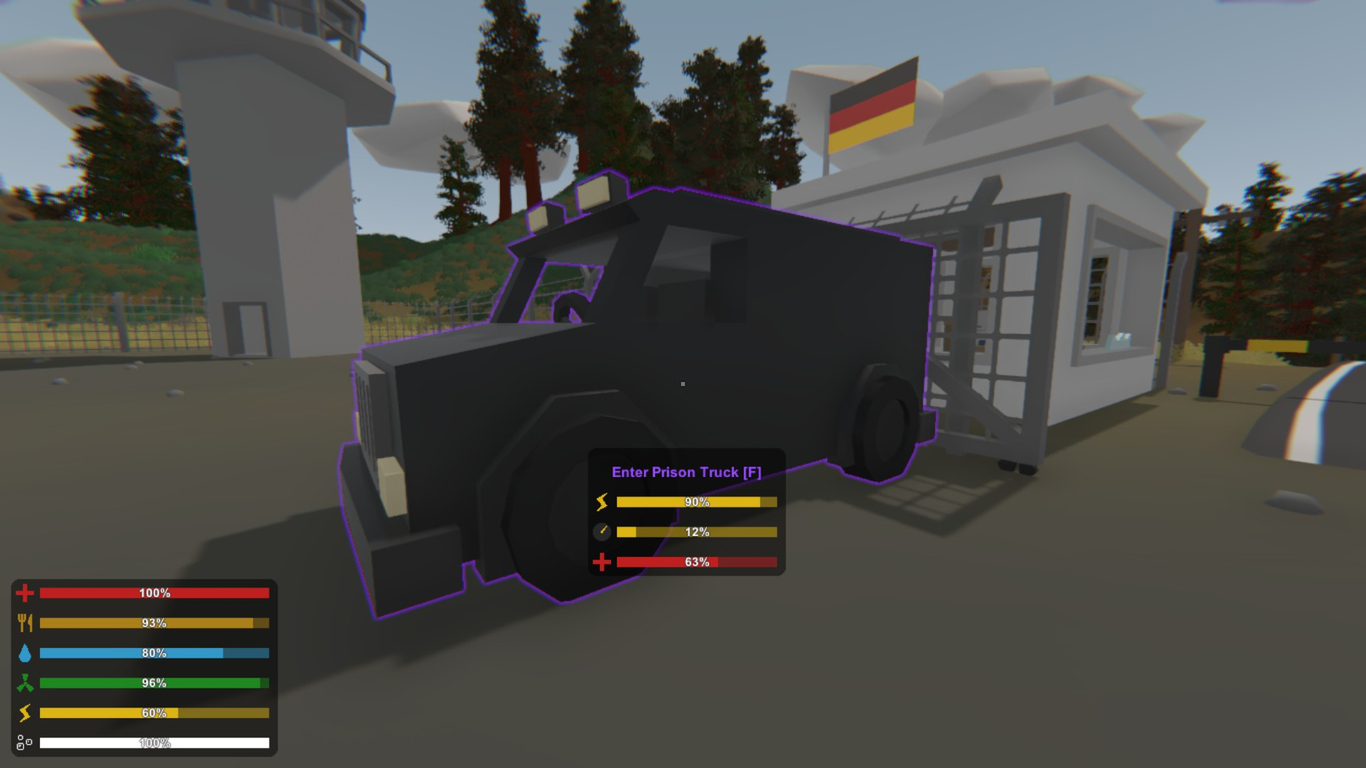 how to create vehicle in unturned