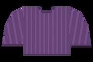 Plaid Purple Dark Shirt