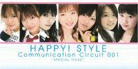 HAPPY! STYLE Communication Circuit 001
