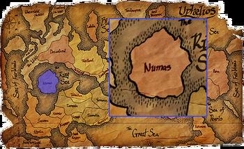 Numas map copy