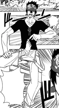 Kaito the Martial Artist