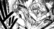Yukihime vs. Fate