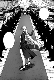 The family of UQ Holder