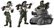 Tank Lvs