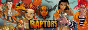 Raptors banner