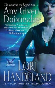 Any Given Doomsday (Phoenix Chronicles -1) by Lori Handeland