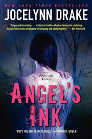 Angel's Ink (The Asylum's Tales, -1) by Jocelynn Drake
