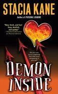 Demon Inside (Megan Chase