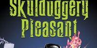 Skulduggery Pleasant series