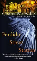 1. Perdido Street Station (2000)