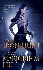 The Iron Hunt (Hunter Kiss -1)