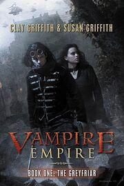 The Greyfriar (Vampire Empire,