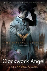 1. Clockwork Angel (2010)