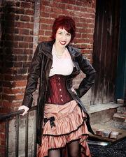 Karina Cooper Steampunk