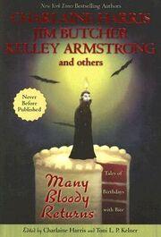 Many Bloody Returns (Vampire Files) by Charlaine Harris