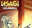 Usagi Yojimbo Book 13: Grey Shadows