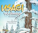 Usagi Yojimbo Book 11: Seasons