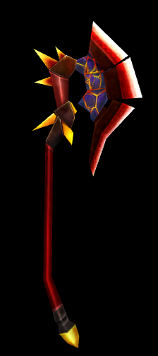 Titanic Axe (Model)