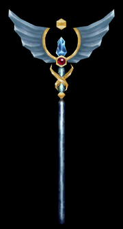 Fairy Staff (Model)