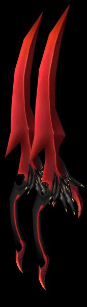 Ring Dual Swords (Model)
