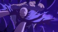 Umizatou trying to save Tora