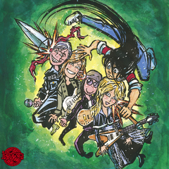 2nd Opening Cover