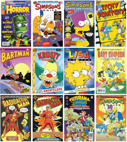 File:Simpsons comic books.jpg