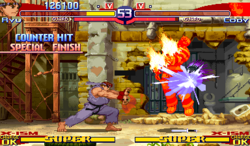 Streetfighteralpha3 ingame