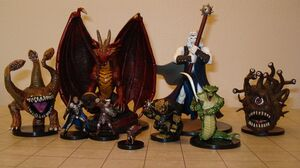 Dungeons & Dragons Miniatures 2