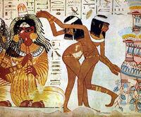 Ägyptischer Maler um 1400 v. Chr. 001