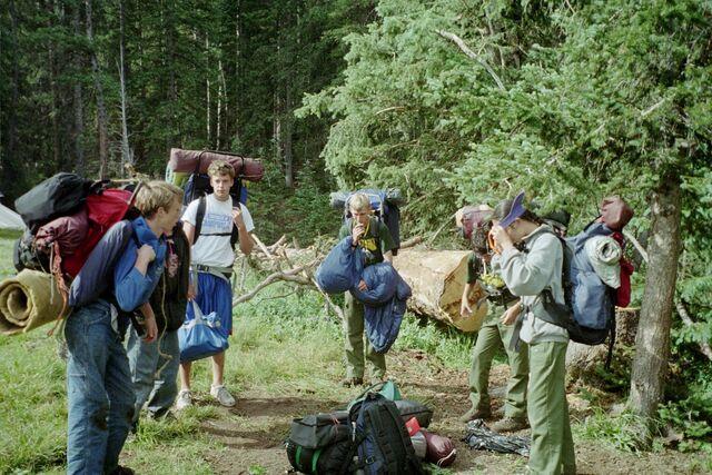 File:VarsityScoutspreparingtoheadoutbackpacking2004.jpg