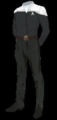 Uniform Admiral White