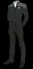 Uniform Cadet Black