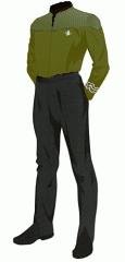 Uniform duty gold po 1
