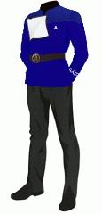 Uniform dress blue po 2